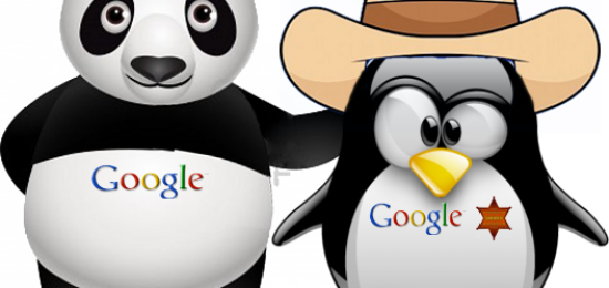 Penguin, Panda and their date with Content