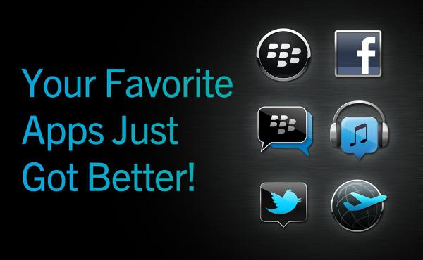 The Rise of BlackBerry Apps