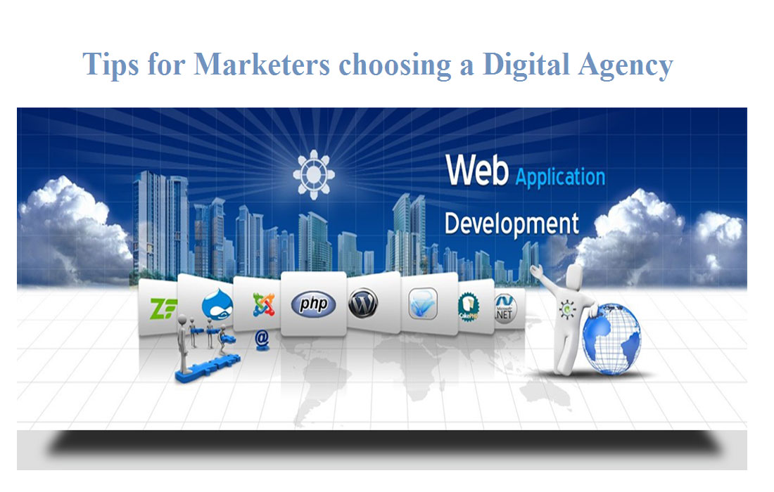 Tips for Marketers Selecting a Digital Agency
