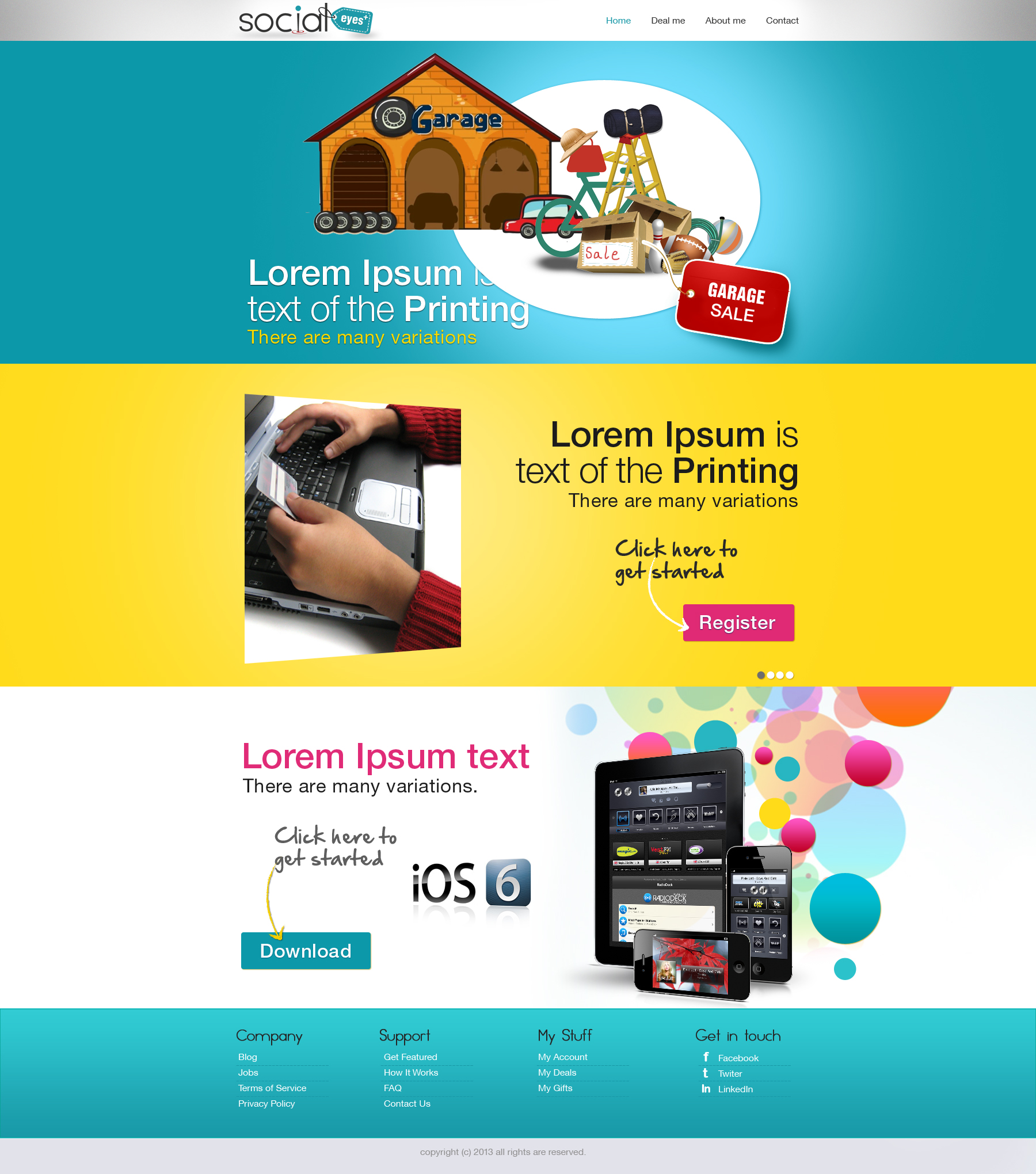 Tips to Design an Imposing Landing Page