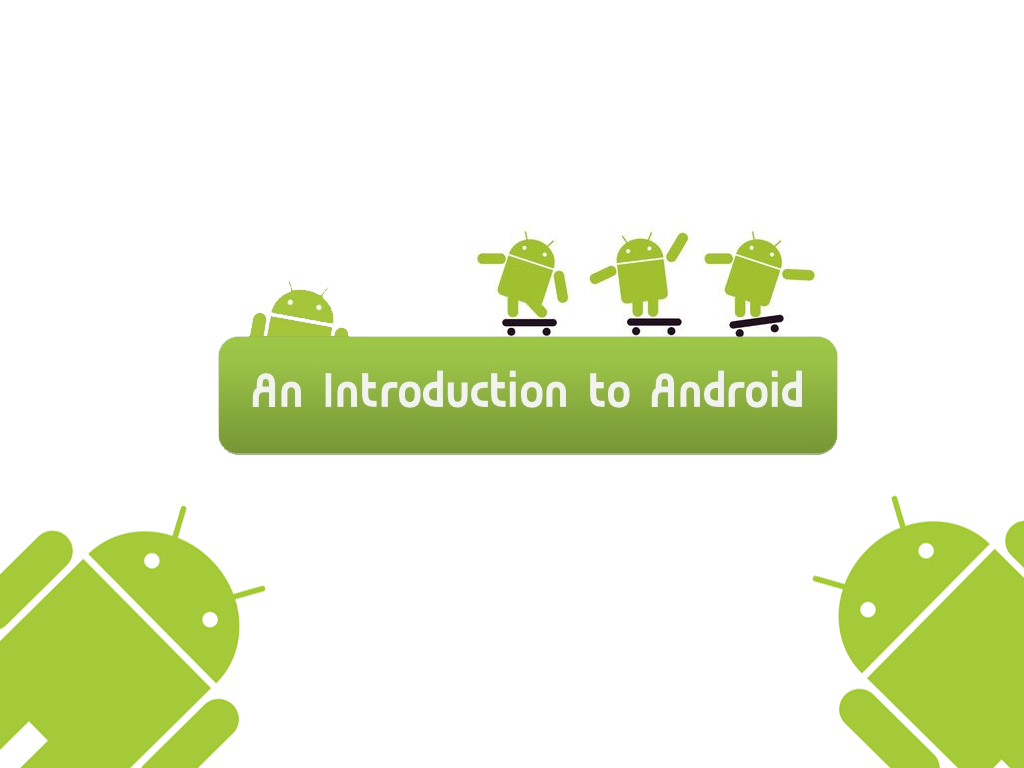 introduction-android