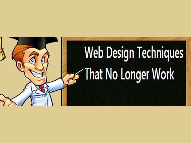 10 obsolete web designing techniques that no longer work