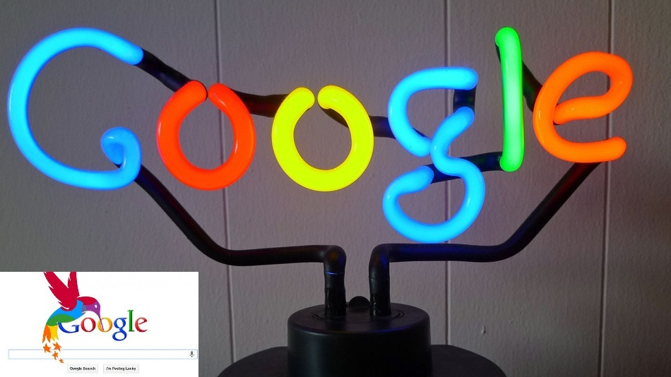 Hummingbird Google's gift for small businesses