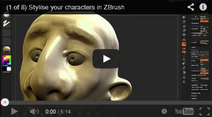 Guide to Creating Stylized Characters by Using Zbrush