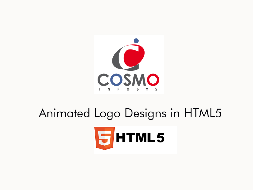 Creating Animated Logo Designs in HTML5 Easily