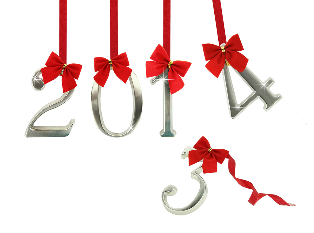 Wishing You a Happy New Year 2014