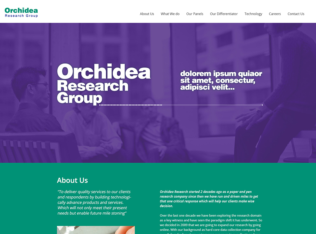 Orchidea Research Review