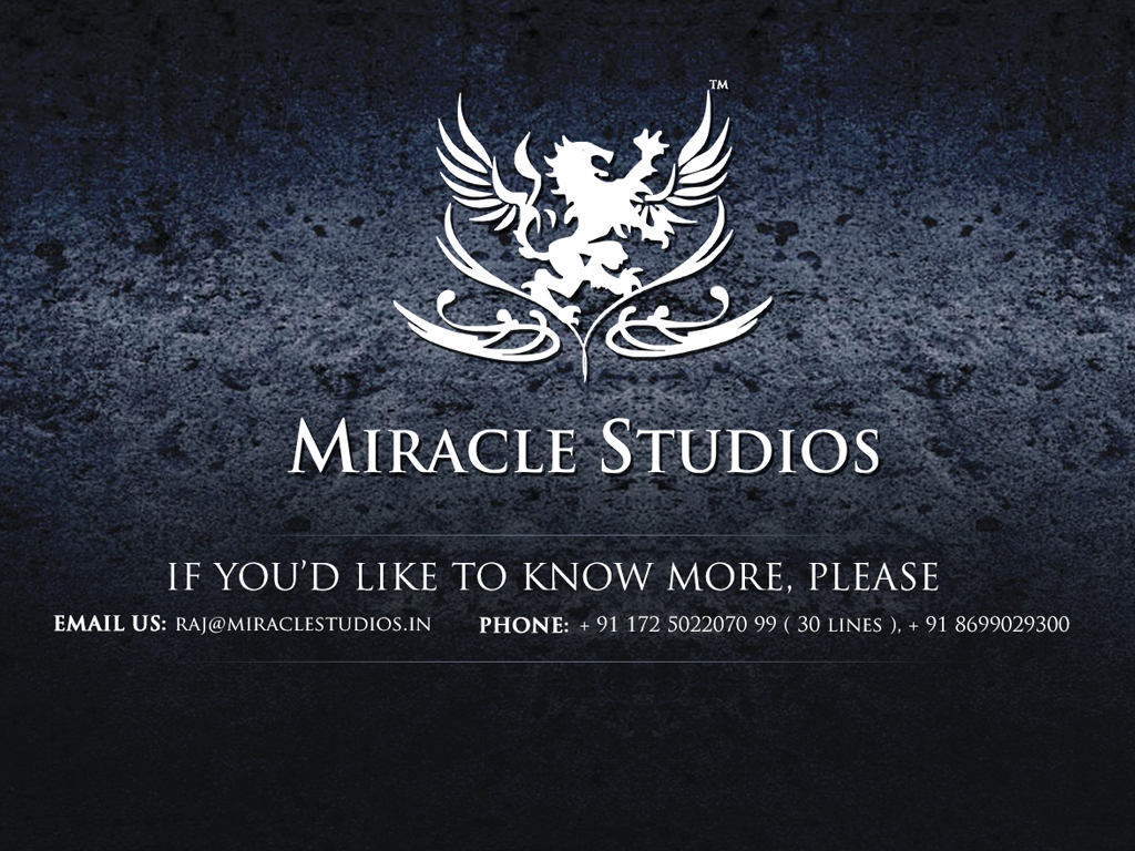 Are you a Web Design Agency? Outsource Your Web Design Projects to Miracle Studios India