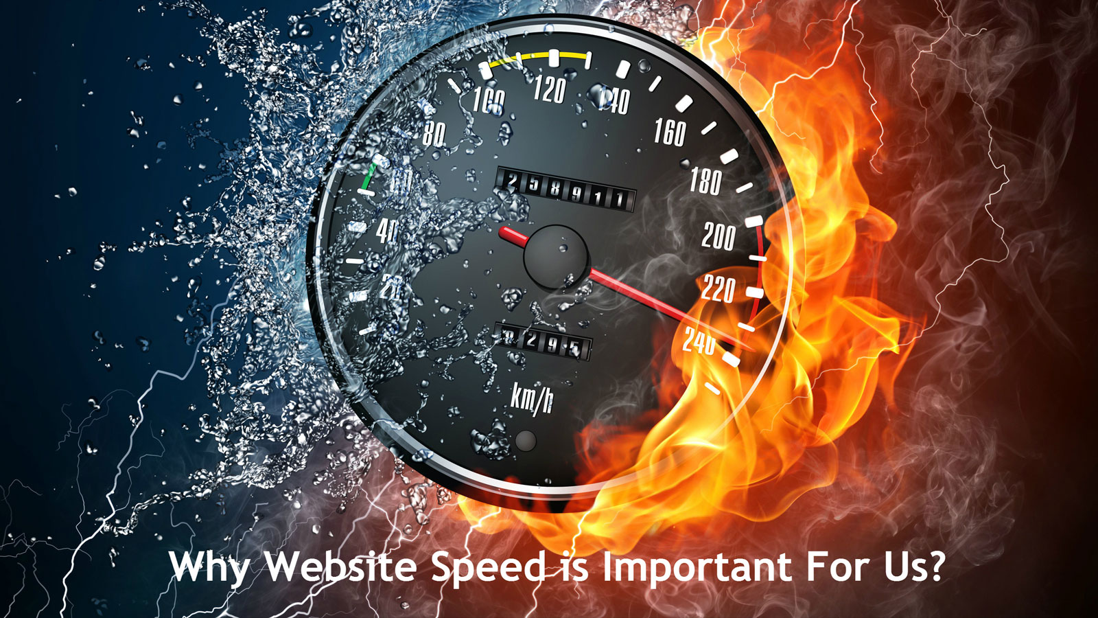 What is the importance of website speed?