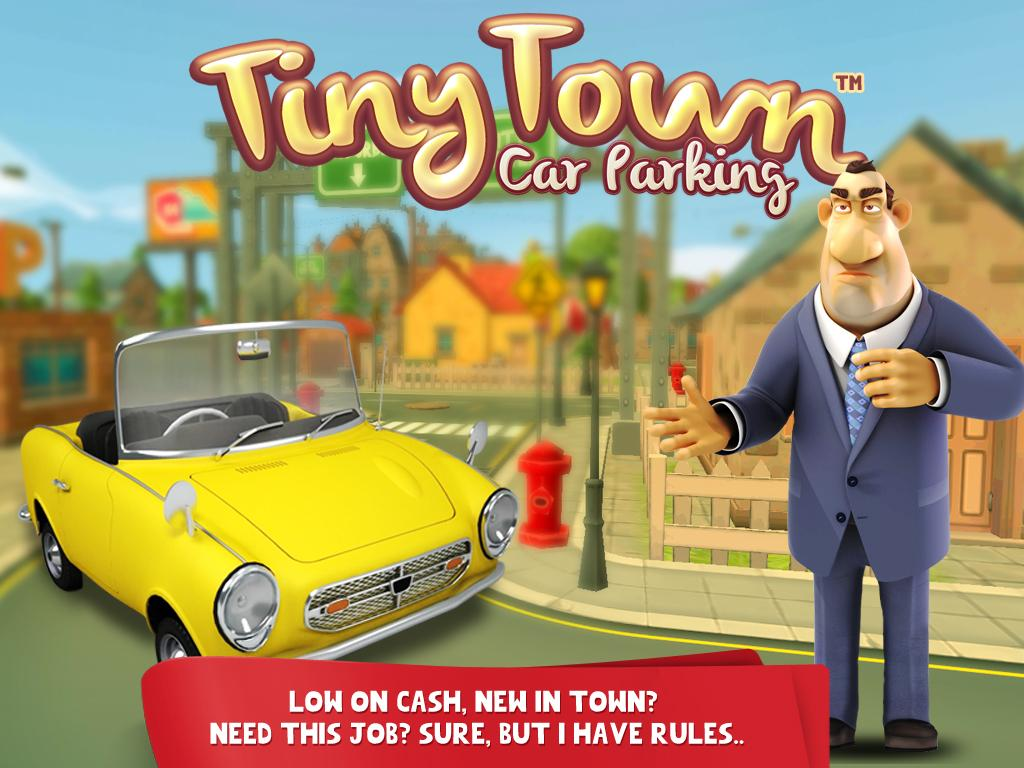 Tinytown car parking