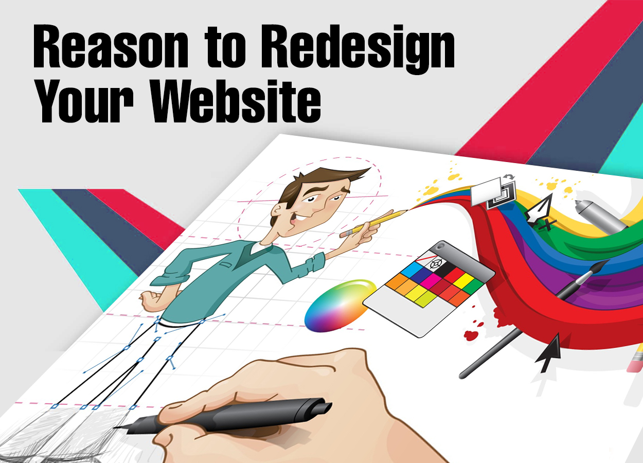 4 Technical Reasons To Redesign Your Website