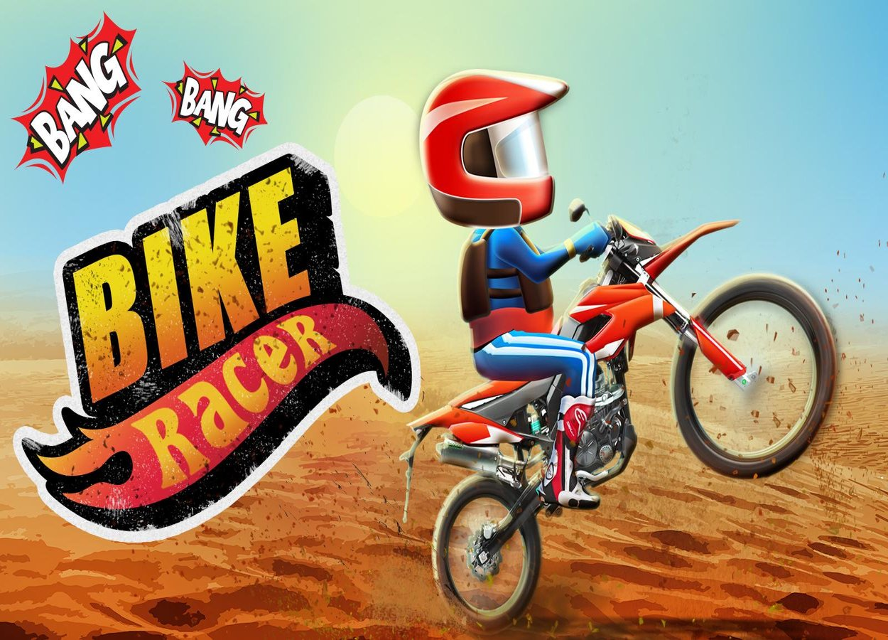 Bang Bang Stunt Bike Racing - One Of the Best Android Game Ever