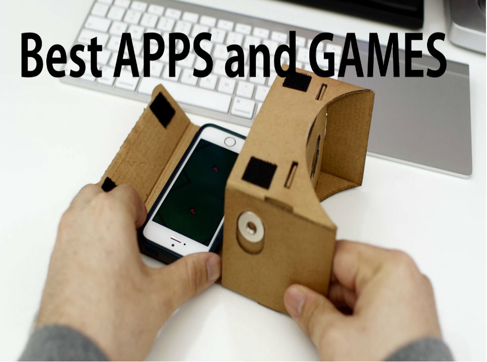 Top 10 VR Games and Apps that are Chartbusters of the Game Dev Industry