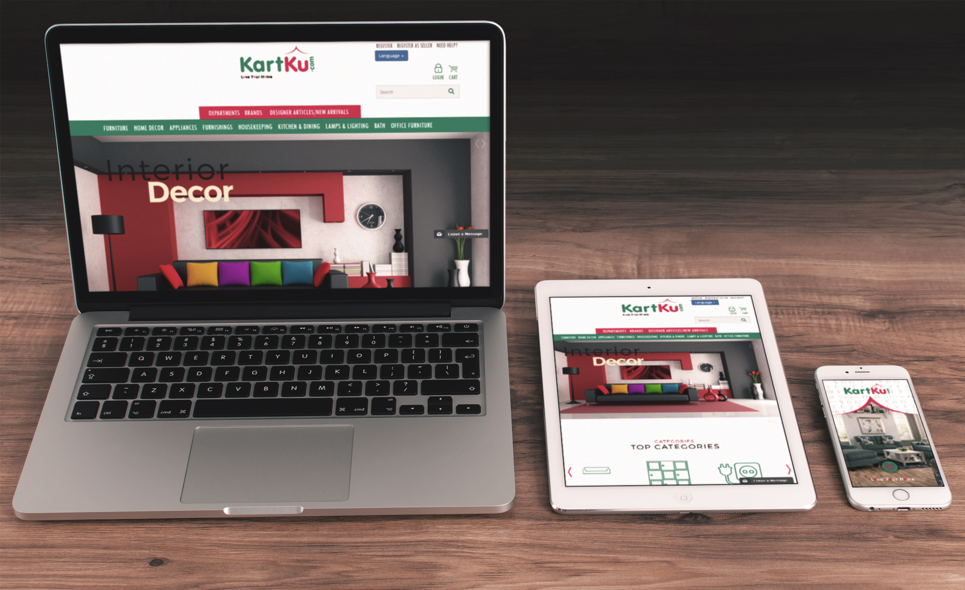 Case Study of Kartku : The Impact of Web and Mobile App Development in Boosting the Company's Brand